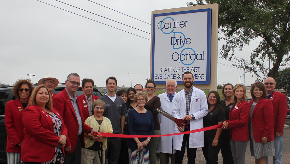 Staff at Medical Center Eye Associates at Coulter Drive Optical